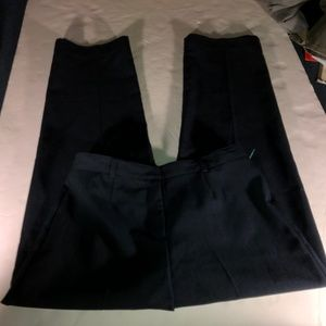 WHITE STAG Pants Size 6 Womens Navy
